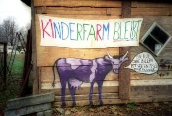 Kinderfarm Transparent